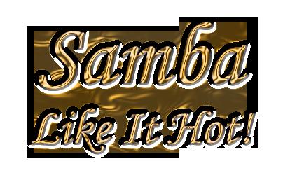 Samba Like It Hot logo